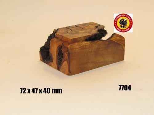 WOODEN BASE 7704 OLIVA