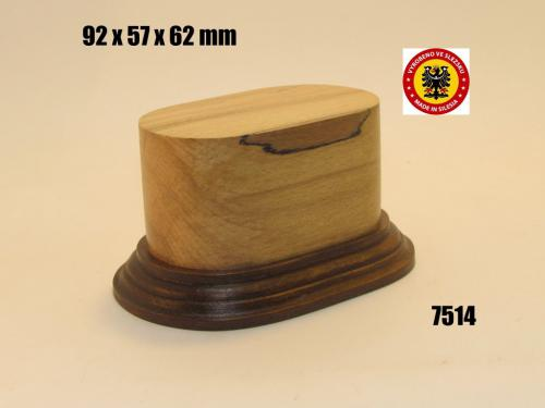 WOODEN BASE 7514 OVAL