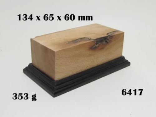 WOODEN BASE  - 6417 OVAL