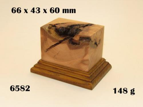 WOODEN BASE - 6582 SPECIAL