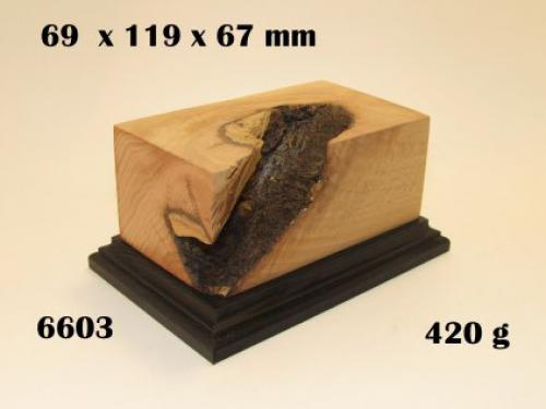 WOODEN BASE - 6603 SPECIAL