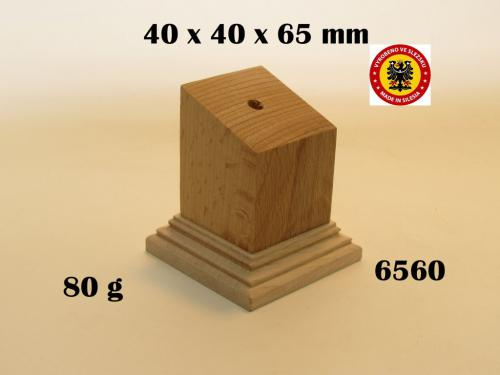 WOODEN BASE - 6560 BYST