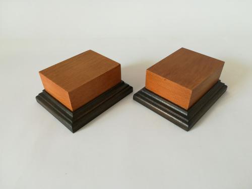 WOODEN BASE - 8004  FIGURS