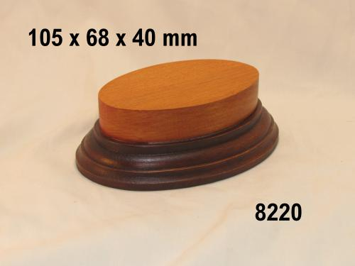WOODEN BASE  - 8220 OVAL