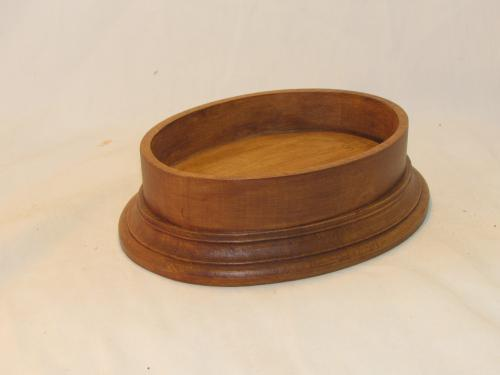 WOODEN BASE 8552 OVAL