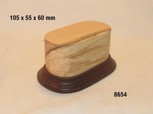 WOODEN BASE 8654 OVAL