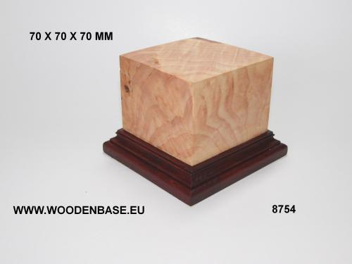 WOODN BASE - 8754 FIGURS