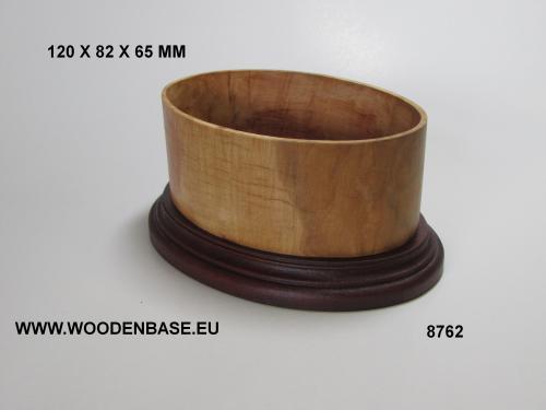 WOODN BASE - 8762 OVAL