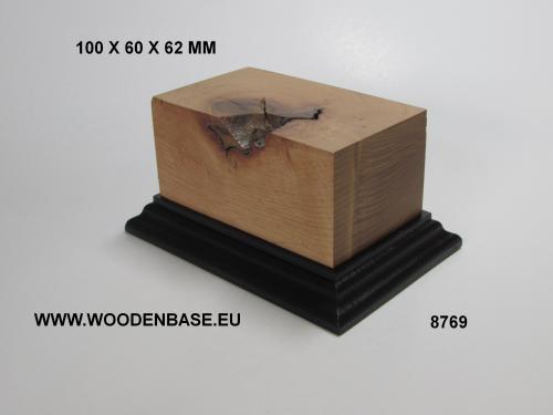 WOODEN BASE - 8769 FIGURS