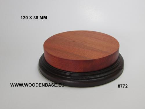 WOODEN BASE - 8772 ROUND