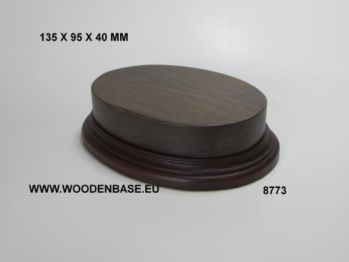 WOODEN BASE - 8773 OVAL