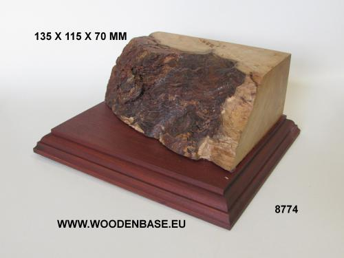 WOODEN BASE - 8774 SPECIAL