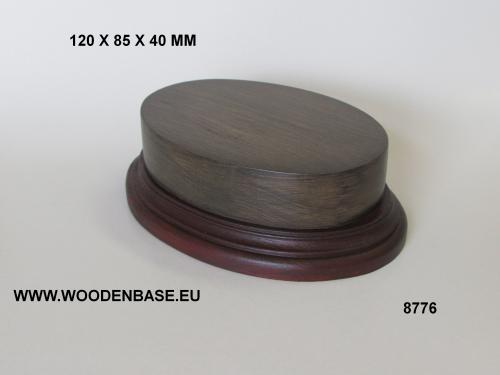 WOODEN BASE - 8776 OVAL