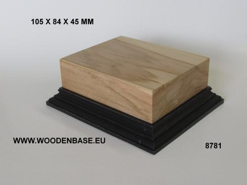 WOODEN BASE - 8781 DIORAMA