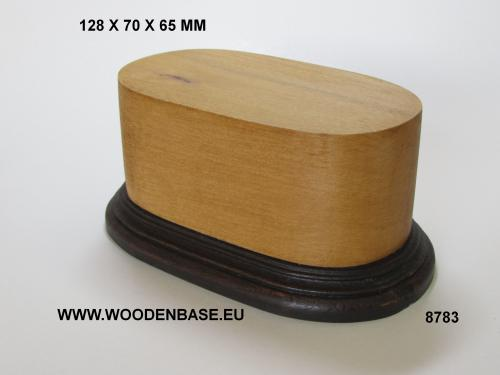 WOODEN BASE - 8783 OVAL