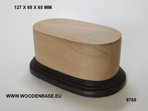 WOODEN BASE - 8785 OVAL