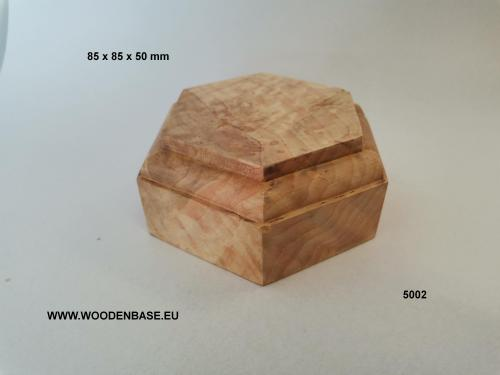 WOODEN BASE - 5002 SPECIAL