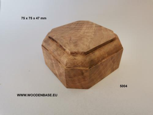 WOODEN BASE - 5004 DIORAMA