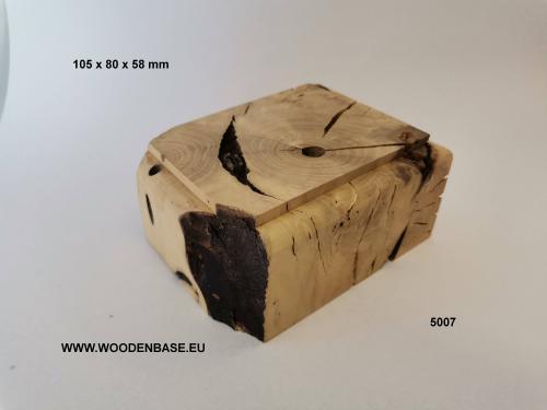 WOODEN BASE - 5007 OLIV