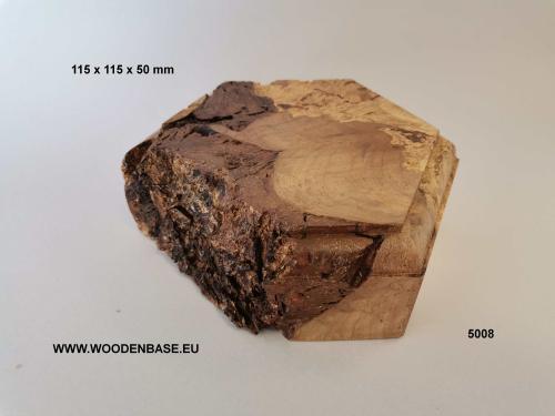 WOODEN BASE - 5008 DIORAMA