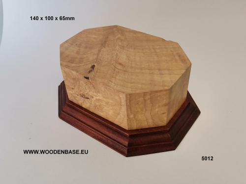 WOODEN BASE - 5012 DIORAMA